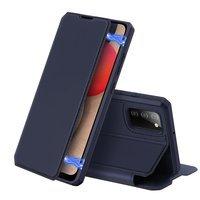 DUX DUCIS Skin X Bookcase type case for Samsung Galaxy A02s EU blue