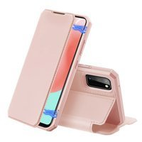 DUX DUCIS Skin X Bookcase type case for Samsung Galaxy A31 pink