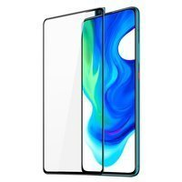 Dux Ducis 9D Tempered Glass Tough Screen Protector Full Coveraged with Frame for Xiaomi Redmi K30 Pro / Poco F2 Pro black (case friendly)