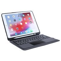 Dux Ducis Domo Lite Tablet Cover with Multi-angle Stand and Smart Sleep Function for iPad 10.2 (2020) / iPad 10.2 (2019) / iPad Pro 10,5'' 2017 / iPad Air 2019 black