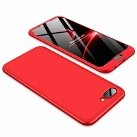 GKK 360 Protection Case Front and Back Case Full Body Cover Huawei Honor 10 red