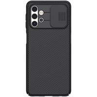 Nillkin CamShield Case Slim Cover with camera protection shield for Samsung Galaxy A32 5G black