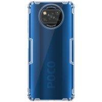 Nillkin Nature TPU Case Gel Ultra Slim Cover for Xiaomi Poco X3 NFC / Poco X3 Pro transparent