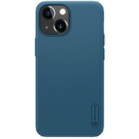 Nillkin Super Frosted Shield Pro Case durable for iPhone 13 mini blue