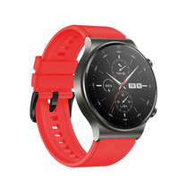 Replacement band strap for Huawei Watch GT / GT2 / GT2 Pro red