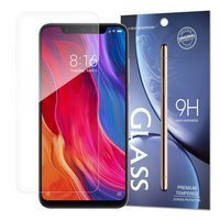 Tempered Glass 9H Screen Protector for Xiaomi Mi 8 (packaging – envelope)