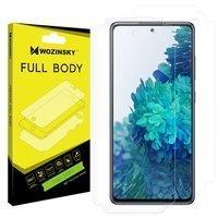 Wozinsky Full Body Self-Repair 360° Full Coverage Screen Protector Film for Samsung Galaxy S20 FE 5G