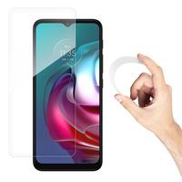Wozinsky Nano Flexi Glass Hybrid Screen Protector Tempered Glass for Motorola Motorola Moto G10 / Moto G20 / Moto G30