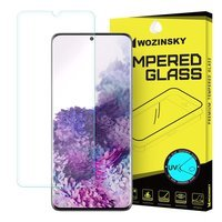 Wozinsky Tempered Glass UV screen protector 9H for Samsung Galaxy S20 Plus (in-display fingerprint sensor friendly) - without glue and LED lamp