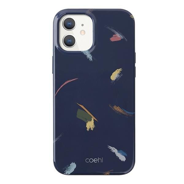 UNIQ Coehl Reverie case for iPhone 12 mini blue