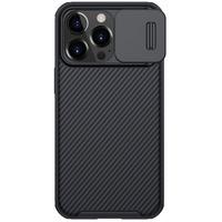 Nillkin CamShield Pro Case pancerne etui pokrowiec osłona na aparat kamerę iPhone 13 Pro czarny