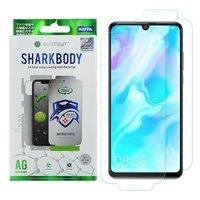 Shark Full Body Film antybakteryjna samoregenerująca się folia ochronna na cały telefon (przód + tył) Huawei P30 Lite