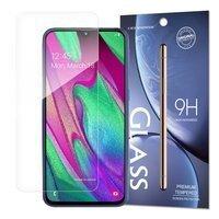 Tempered Glass szkło hartowane 9H Samsung Galaxy A40 (opakowanie – koperta)