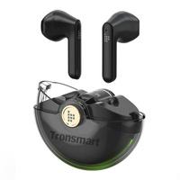 Tronsmart Battle Gaming TWS douszne bezprzewodowe słuchawki Bluetooth wodoodporne IPX5 czarny (449556)