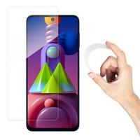 Wozinsky Nano Flexi hybrydowa elastyczna folia szklana szkło hartowane Samsung Galaxy M51