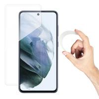 Wozinsky Nano Flexi hybrydowa elastyczna folia szklana szkło hartowane Samsung Galaxy S21 FE